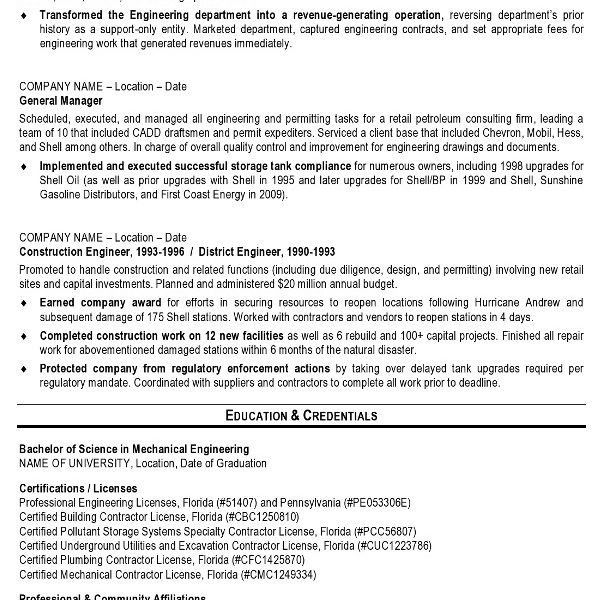 Lofty Ideas Engineering Manager Resume 7 Resume Sample - Resume ...