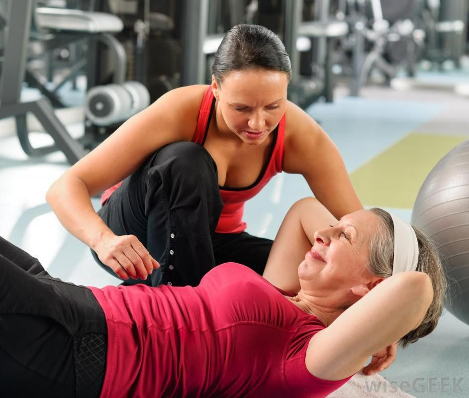 What is a Personal Trainer? (with pictures)