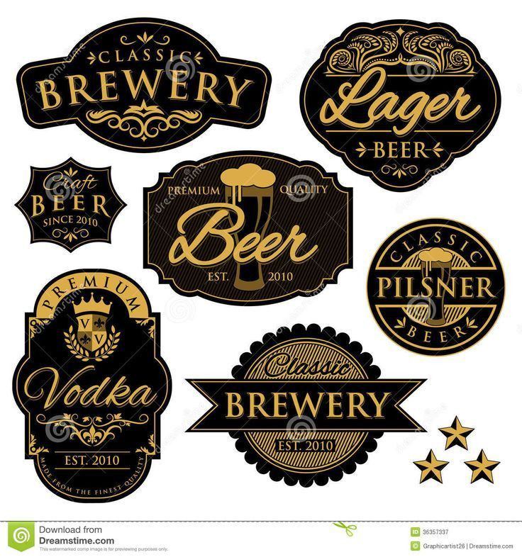 159 best Beer Labels and Logos :) images on Pinterest | Label ...