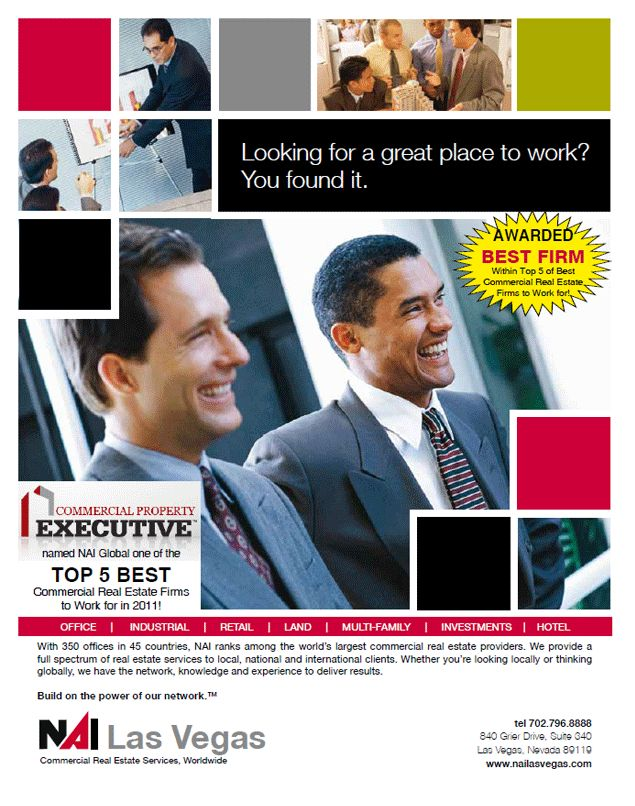 Commercial Real Estate Brochure Flyer Design - Designs that Sell