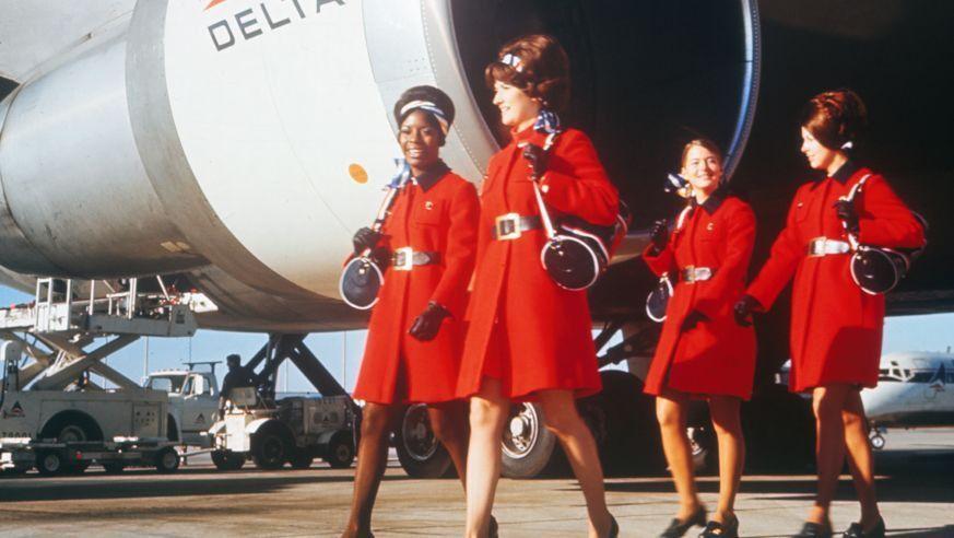 Budget Travel | Flight Attendant Fashion Gets an Upgrade
