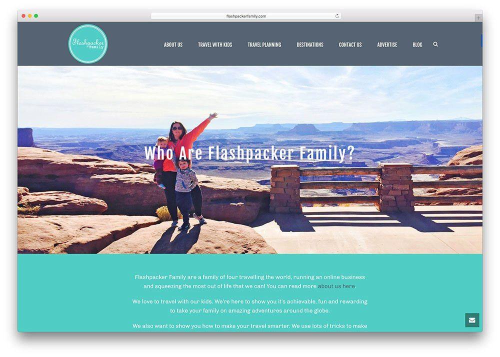 30 Example Websites Using Jupiter WordPress Theme 2015 - Colorlib
