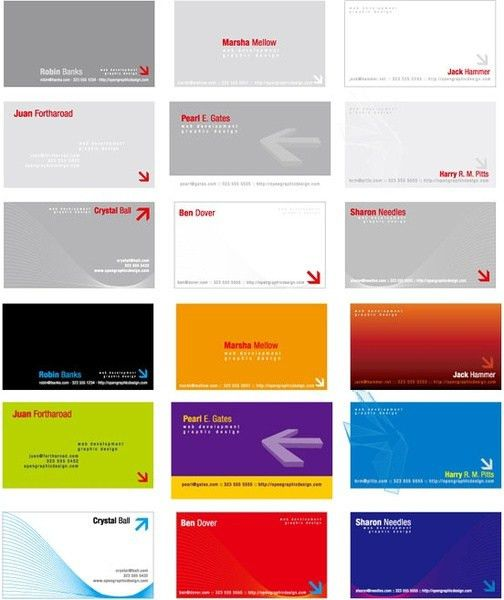 Business card free vector download (22,134 Free vector) for ...