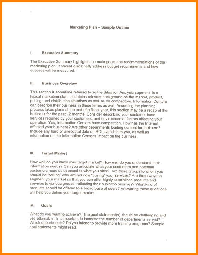 Executive Summary Example Resume