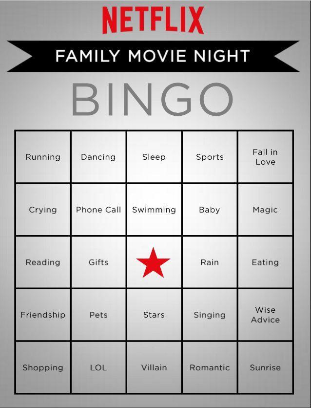 Best 25+ Bingo movie ideas on Pinterest | That night movie ...