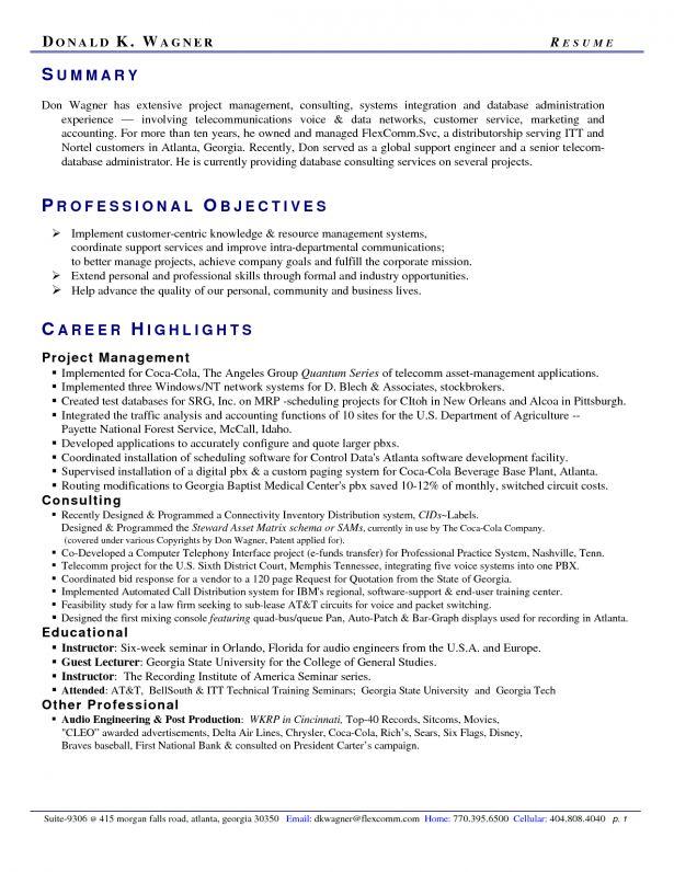 Resume : Seo Resume Sample Resumes