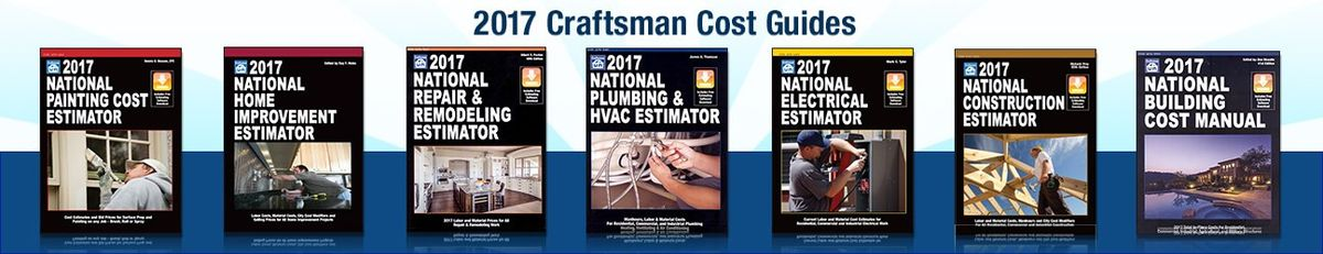 Craftsman Cost Guides: Builder's Book, Inc.Bookstore