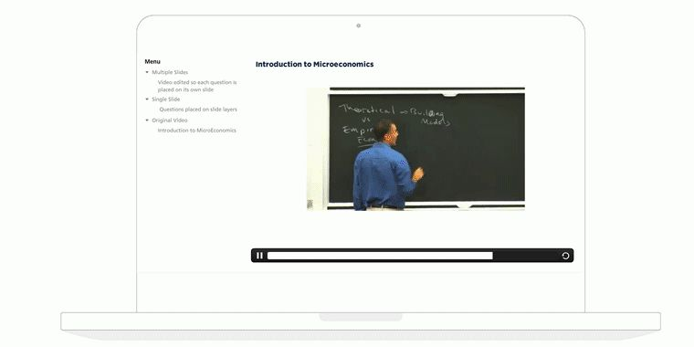 FREE: Video Quiz Template for Making College Lectures (more ...