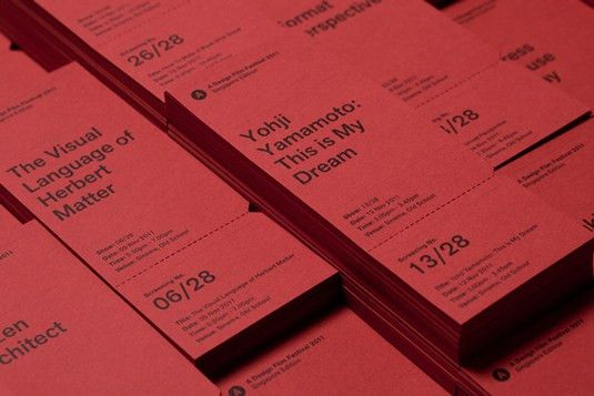 15 inspiring examples of ticket design | Creative, Editorial and ...