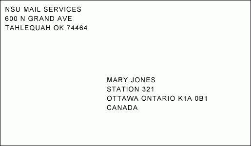 letter envelope example   art resumes