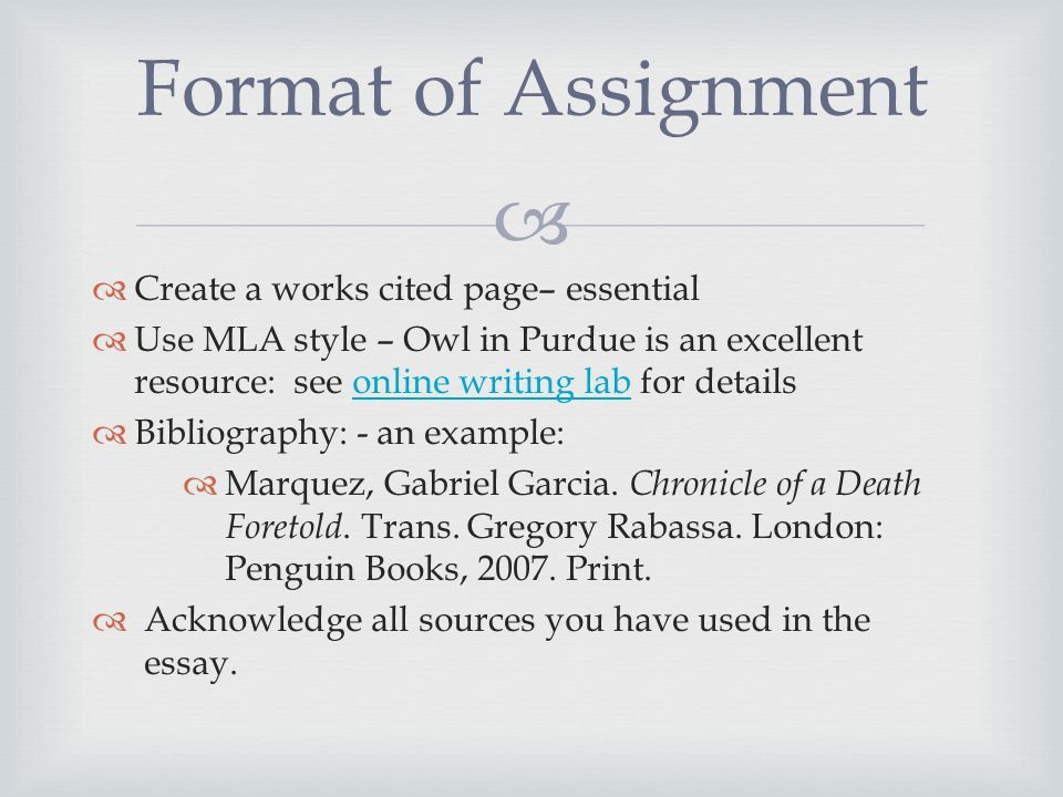 English Literature (HL & SL) - ppt video online download