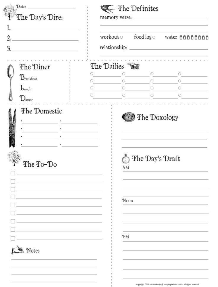 Best 25+ Best daily planner ideas on Pinterest | Daily planners ...