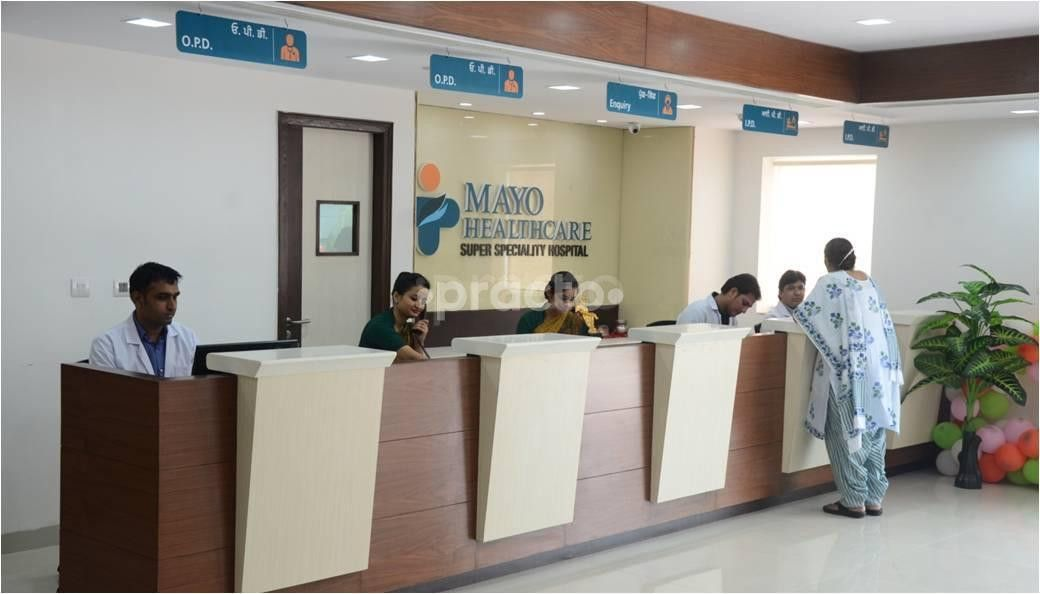 Mayo hospital, Multi Speciality Hospital in Sector- 69, Mohali ...