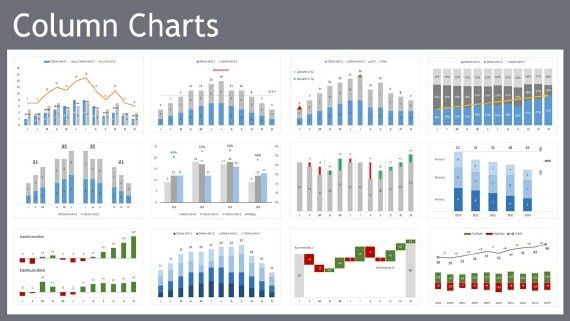 PIMP MY CHART - Diagramme, Excel Charts, Dashboards, Reporting ...