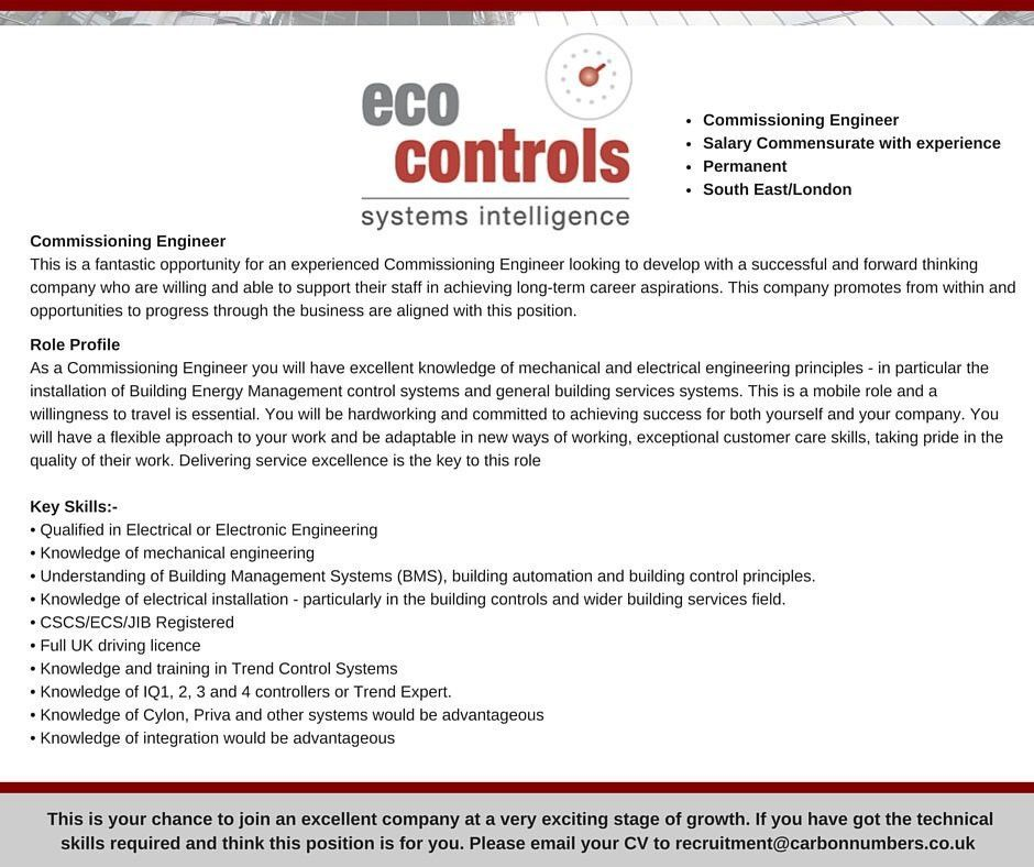 Eco Control Systems (@EcoBEMS) | Twitter