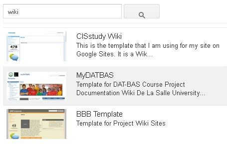 How to Create Dynamic Wiki Style Website with Google Sites - The ...