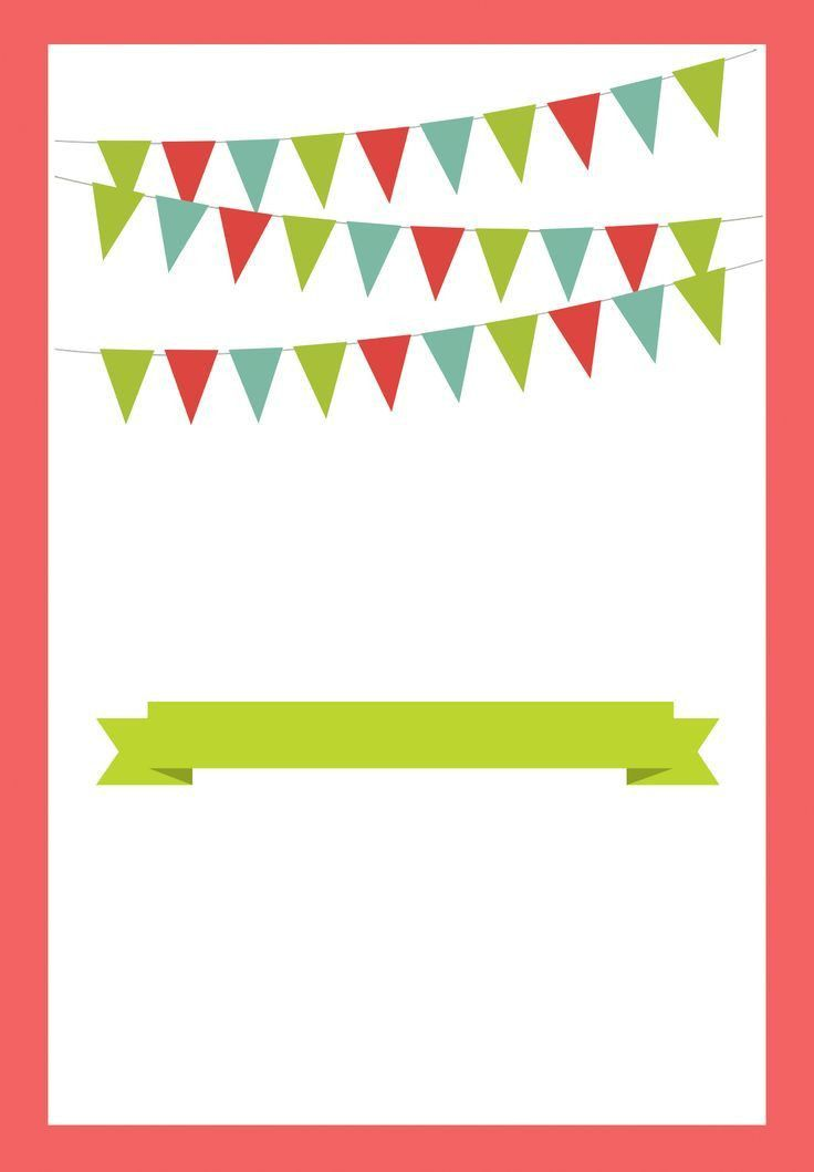 Party Invite Template - marialonghi.Com