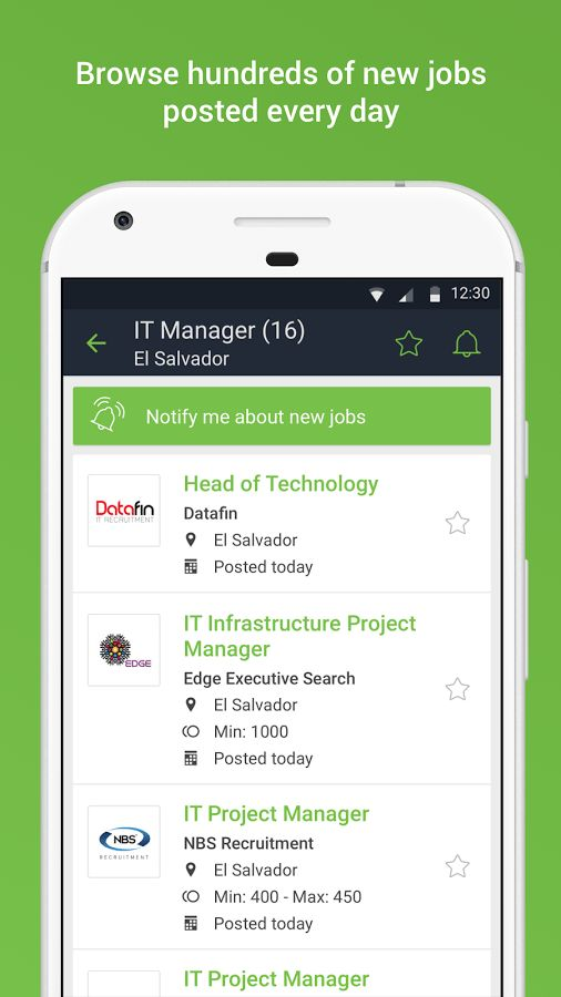 Tecoloco.com - Job Search - Android Apps on Google Play