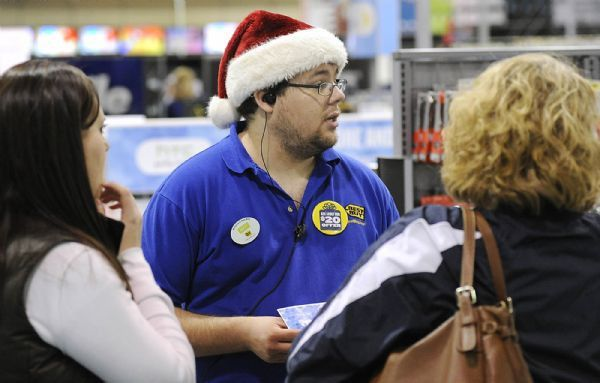 Black Friday Shopping Spree At Upper Peach Retailers - News ...