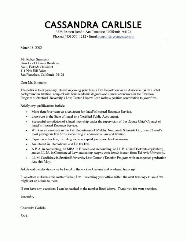 Cover Letter For Accounting Internship] Accounting Internship ...