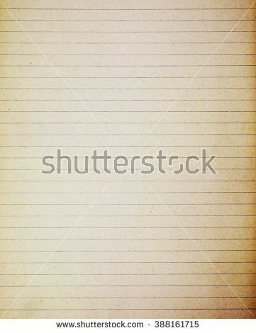 Yellow Lined Paper Stock Images, Royalty-Free Images & Vectors ...