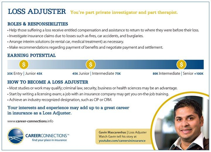 Loss Adjuster