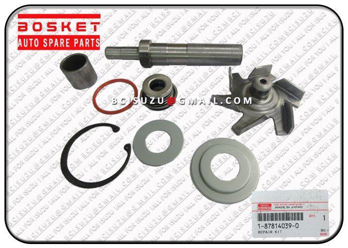 1878140390 1-87814039-0 Isuzu 6HE1 Water Pump Repair Kit ...