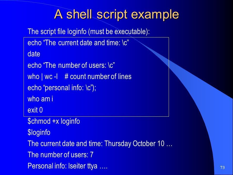 "1 History of Unix l , ""Simple is beautiful"" –early stage of AT&T ..."