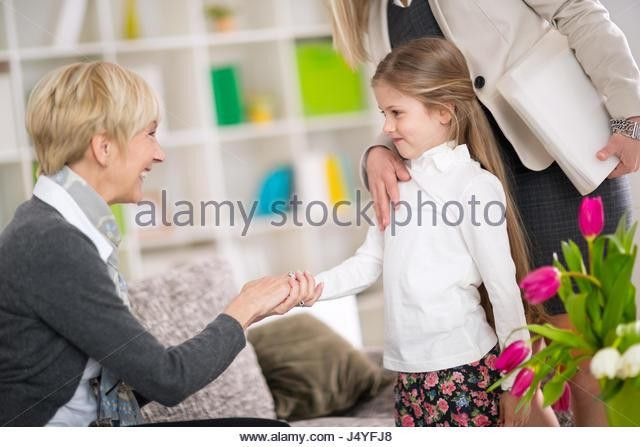 Greeting Shy Cute Very Stock Photos & Greeting Shy Cute Very Stock ...