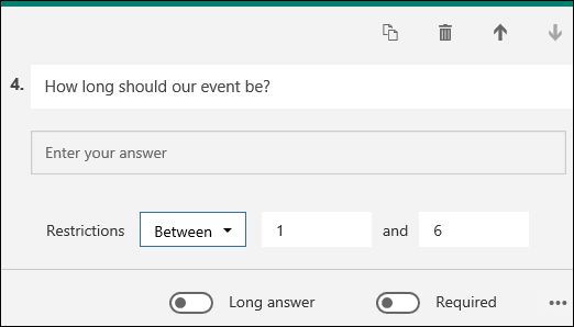 Surveys in Excel, hosted online - Office Support