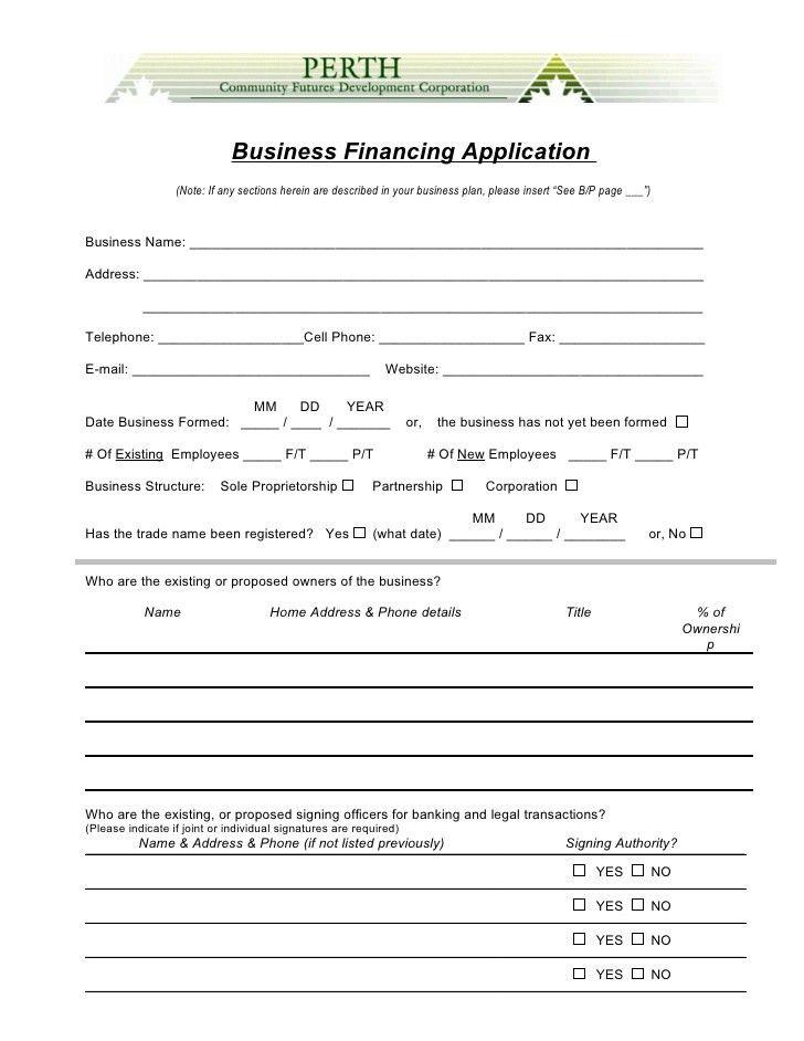 Loan application form microsoft word | Ürün İçeriği