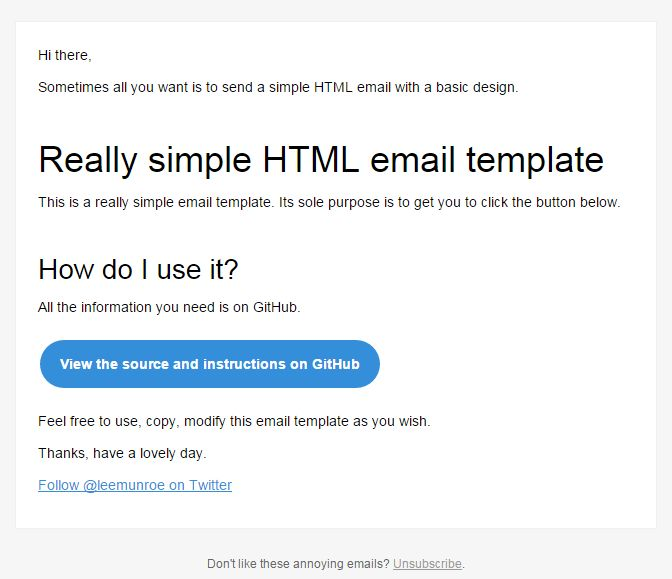 5 Responsive Email Frameworks To Use For Your Next Project