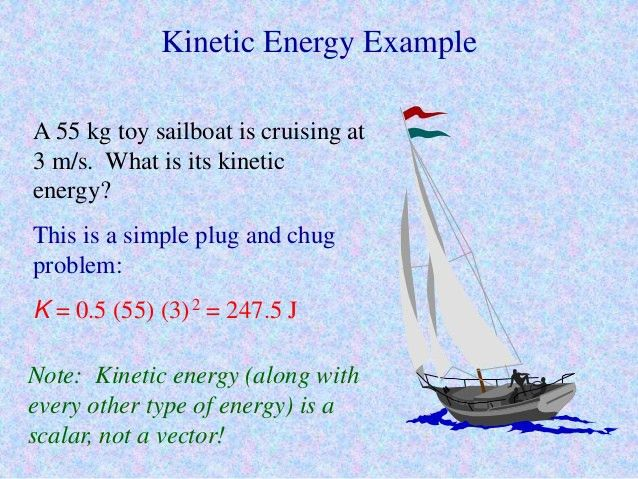 Mechanical energy for 9th grade physics, chapter 6