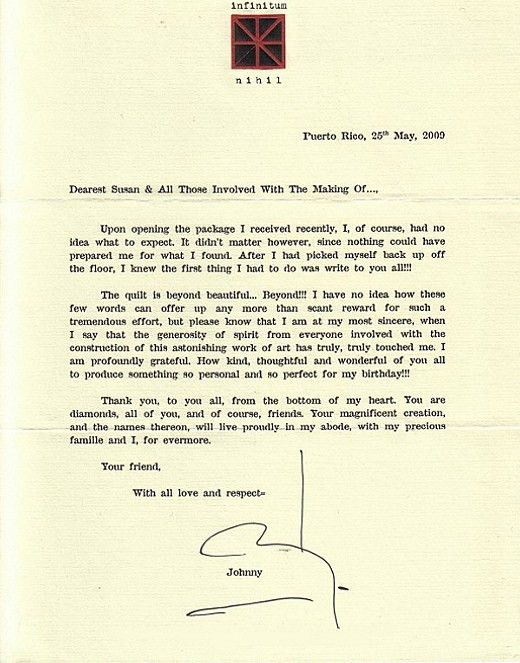 6 Famous Thank You Letters | Globoforce Blog