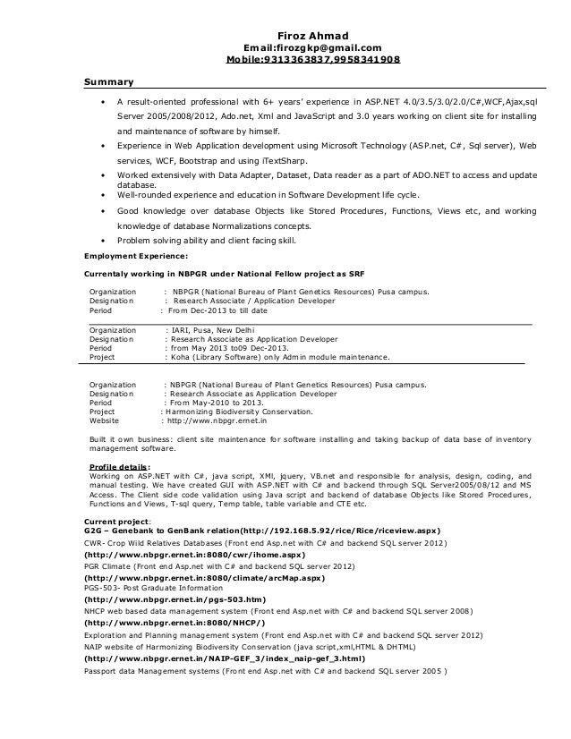 Resume Ahmad 18 - Copy1