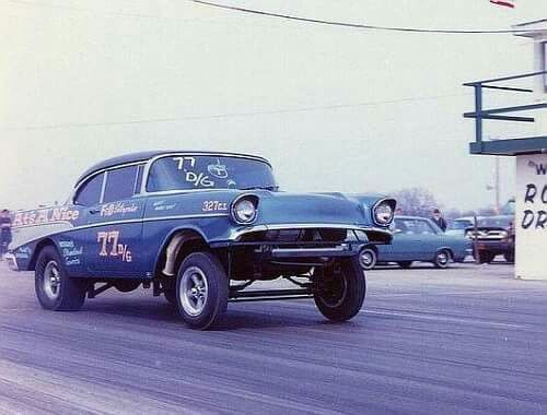 526 best 50's Chevy Gassers images on Pinterest | Chevy, Drag ...