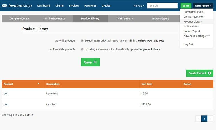 9 Open source Billing and Invoice Generating Applications -H2S Media