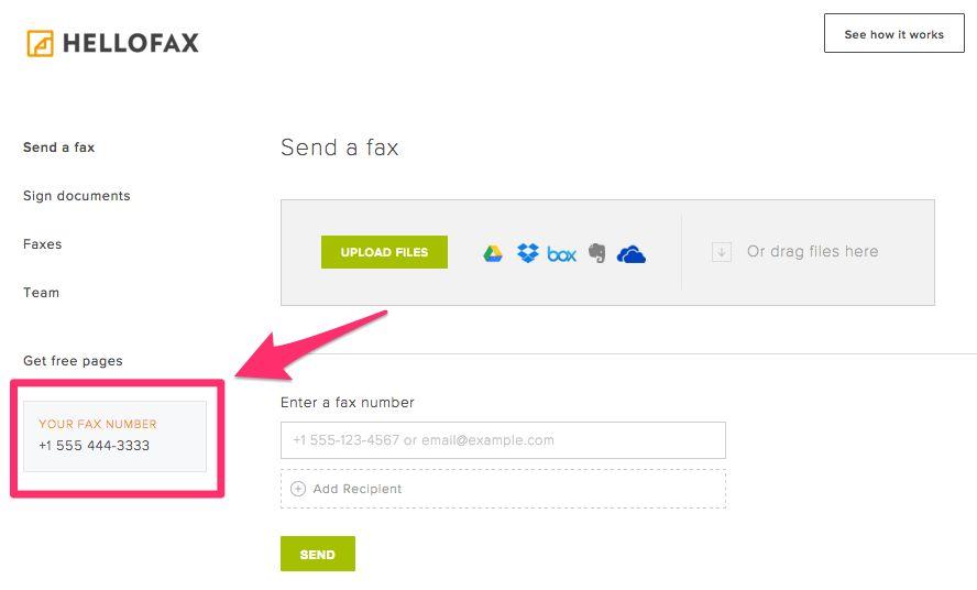 How do I receive a fax? – Help Center