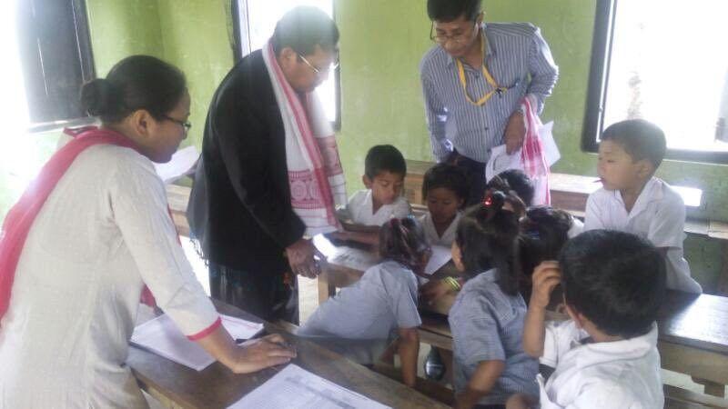 "Himanta Biswa Sarma on Twitter: ""Sri D Uphing Maslai, Executive ..."