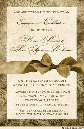 Card Invitation Ideas. Engagement Invitation Card Designs With ...
