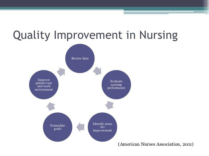 Nursing home quality improvement plan - Home plan