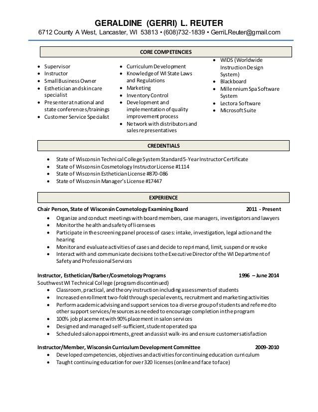 stunning beauty salon manager resume gallery guide to the ...