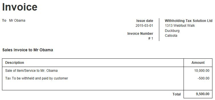 Download Withholding Tax Invoice Template   rabitah.net