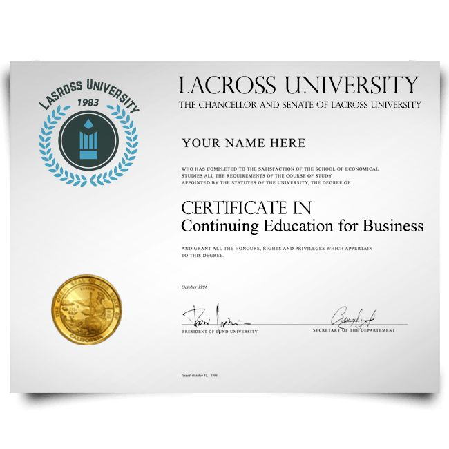 Fake College Certificate - University Certificates ...