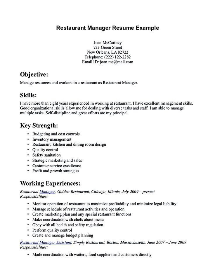 173 best Resume images on Pinterest | Resume ideas, Resume tips ...