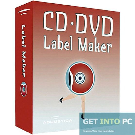 CD DVD Label Maker Free Download