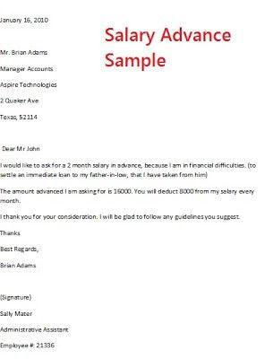 Charming Format For Advance Salary Request Letter Word U2013 Microsoft Word . Design Ideas