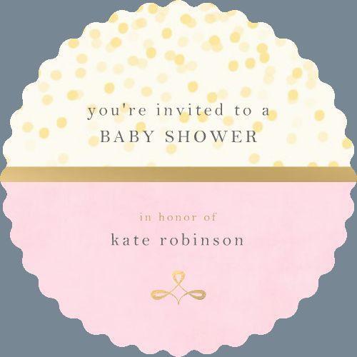 HM Gallery - Golden Baby Shower - Boy