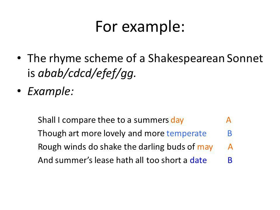 Introduction to Sonnets - ppt download