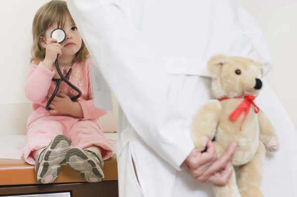 What Are the Qualifications of Becoming a Pediatrician? - Woman